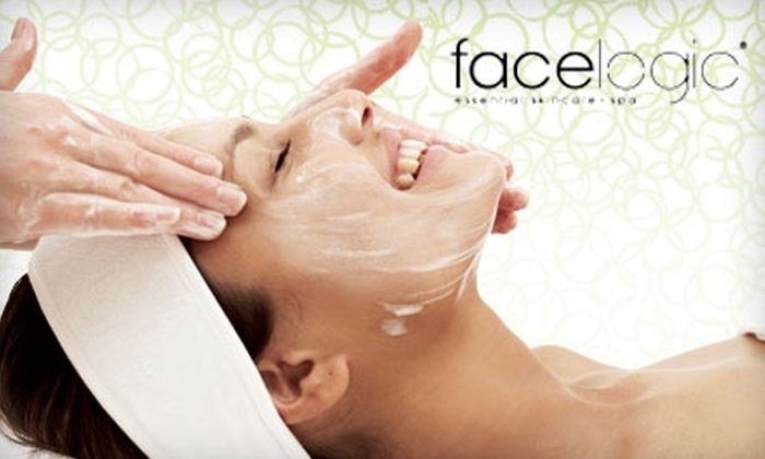 Facelogic Spa - Pilot Sound Area West Portion: $50 for a Signature Facial, Hydrating Mask, and Brow Wax at Facelogic Spa ($114 Value)