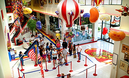 Individual Jelly Belly University Tour (a $49.64 value, including service fees) - Jelly Belly Factory in Fairfield