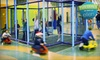 Funmazing Playcentre - Guelph: Play-Centre Tickets and Tokens at Funmazing Playcentre (Up to 54% Off)