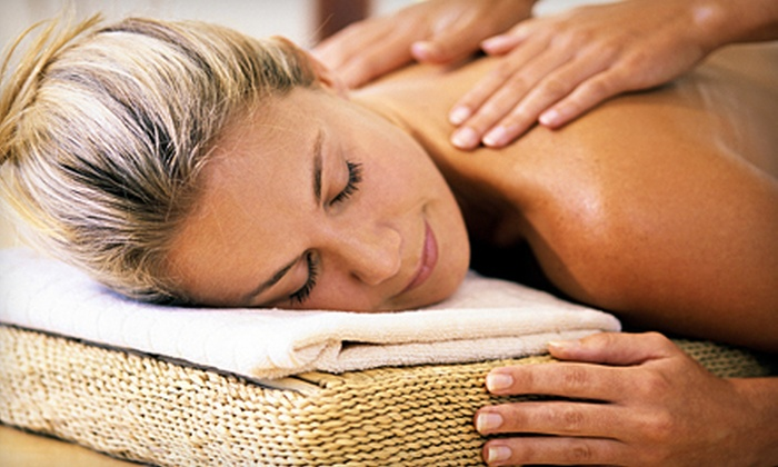 New Horizons Massage Therapy - Sterling: $40 for a Custom Massage and Paraffin Dip for the Hands and Feet at New Horizons Massage Therapy in Sterling ($80 Value)
