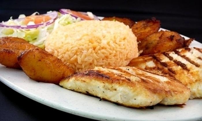 Papi's Cuban & Caribbean Grill - Multiple Locations: $10 for $20 Worth of Cuban Fare at Papi's Cuban & Caribbean Grill