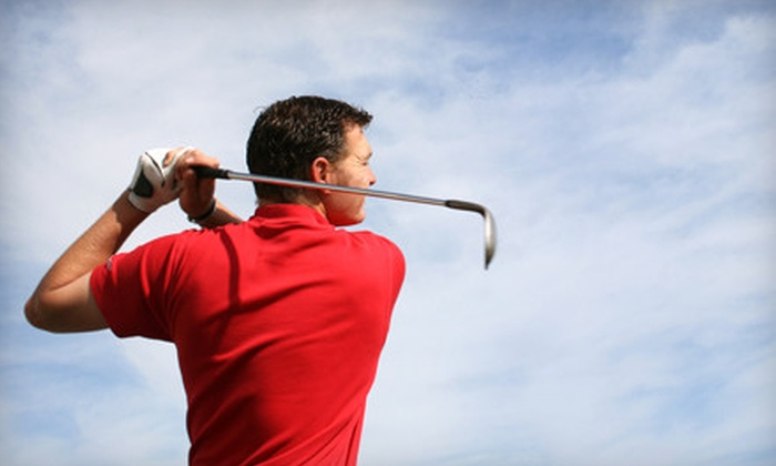 Dewsweepers Golf School - Multiple Locations: $30 for a One-Hour Private Golf Lesson at Dewsweepers Golf School (Up to $85 Value)