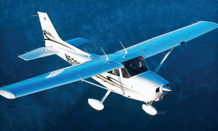 King Aviation Mansfield - Mansfield: $149 for a Two-Hour Flight Experience with Training, Photos, and Logbook from King Aviation Mansfield ($401 Value)