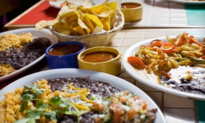 Inca Express - Sioux Falls: $8 for $16 Worth of Mexican Fare and Drinks at Inca Express