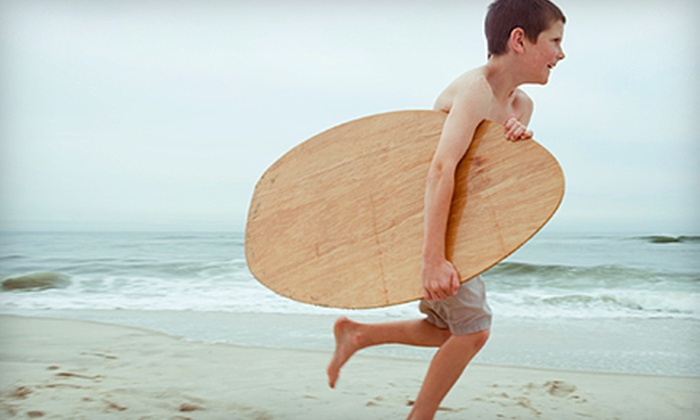 CA Surf Shop - Laguna Beach: $75 Worth of Surf Lessons and Rentals