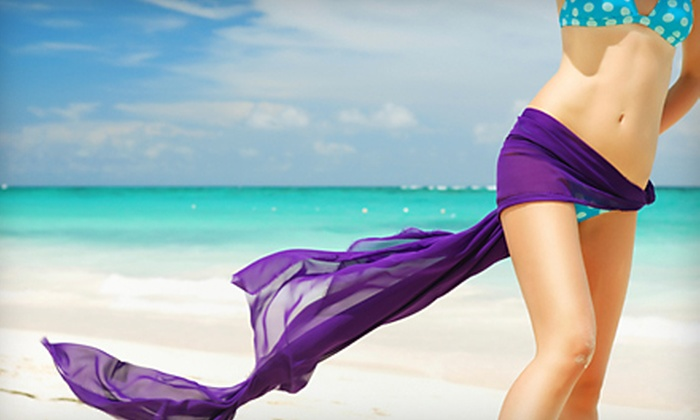 G Spas - Multiple Locations: One, Two, or Three Body-Contouring-Therapy Sessions at G Spas (Up to 67% Off)