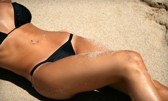 Lulu's Tanning Salon - Downtown: Two Months of Unlimited Tanning with Ambition 250 or Radius Bed at Lulu's Tanning Salon