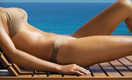 1 Mystic Spray Tan at any Level - Midnight Sun Tanning & Spa in Tulsa