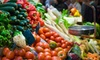 Fresh Farms International - Multiple Locations: $10 for $20 Worth of Artisan Groceries at Fresh Farms International Market. Two Locations Available.