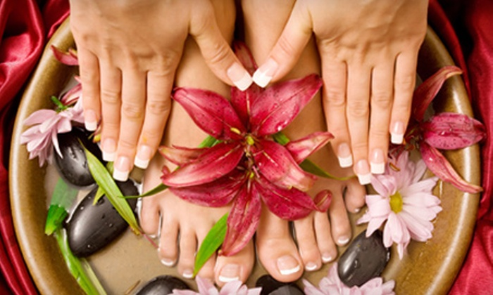 Body2Soul - Richmond: Salon Services at Body2Soul. Three Options Available.