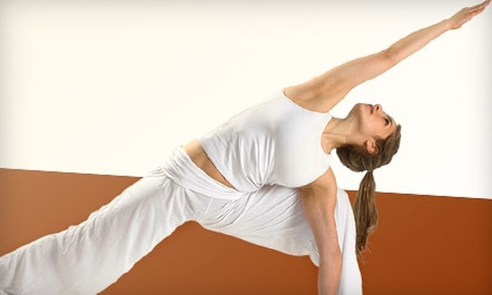 Yoga Planet Studio - Rochester: $30 for One Month of Unlimited Yoga at Yoga Planet Studio in Rochester Hills