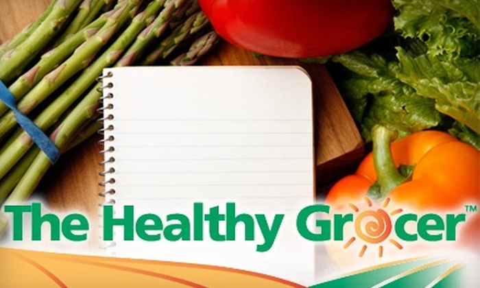 The Healthy Grocer - Hampden: $15 for $30 Worth of Natural and Organic Groceries, Supplements, and More at The Healthy Grocer