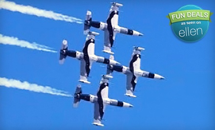 Cocoa Beach Air Show on Sat., Nov. 5 from 12pm-4pm - Cocoa Beach Air Show in Cocoa Beach