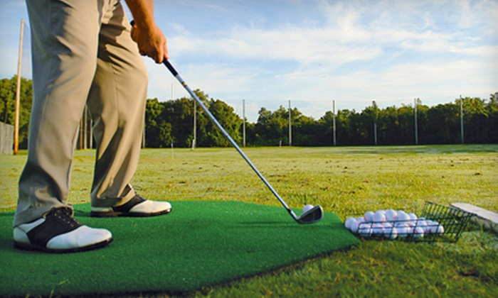 Mark Emmons at Bay Area Golf Academy - San Bruno: $55 for a One-Hour Private Golf Lesson with Mark Emmons at Bay Area Golf Academy (Up to $110 Value)