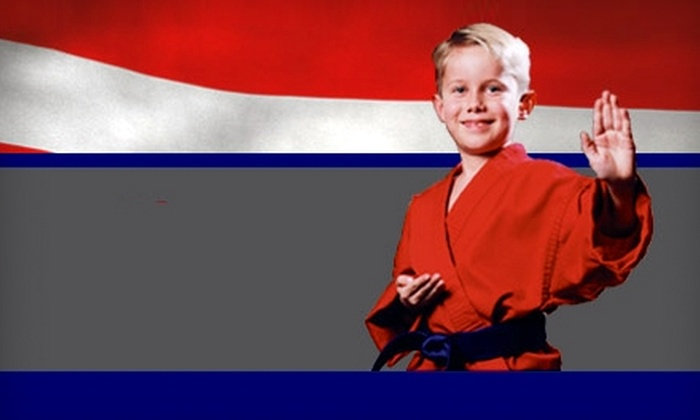 America's Best Karate - Multiple Locations: $69 for One Week of Summer Martial-Arts Camp from America's Best Karate ($139 Value)