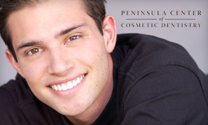 Peninsula Center of Cosmetic Dentistry - North Los Altos: $179 for Zoom! Teeth-Whitening Treatment at Peninsula Center of Cosmetic Dentistry in Los Altos ($500 Value)