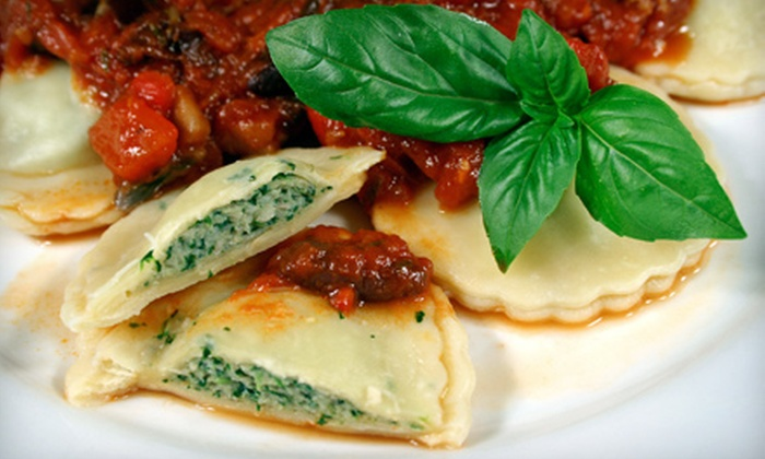 Anima Italian Bistro - New York City: $25 for an Italian Dinner for Two at Anima Italian Bistro in Brooklyn (Up to $62 Value)
