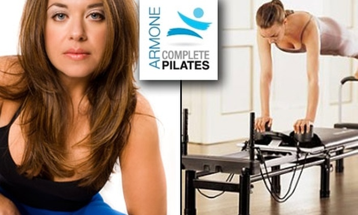 Complete Pilates - Village: $49 for Six Body-Sculpting Reformer Pilates Classes from Armone Complete Pilates