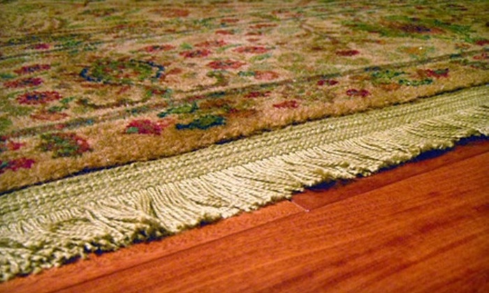 Middle Georgia Rug Spa - Forsyth: $49 for $105 Worth of Rug Cleaning at Middle Georgia Rug Spa