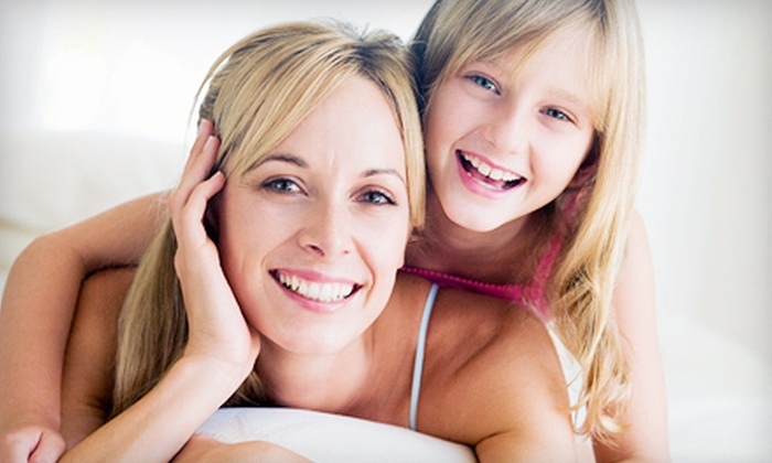 Pocono Body Wellness Studio - Pocono Lake: Mommy-and-Me Spa Package with Optional Mani-Pedi at Pocono Body Wellness Studio in Pocono Lake (Up to 58% Off)