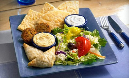 1700 Snelling Ave. in Falcon Heights - Dino's Gyros in