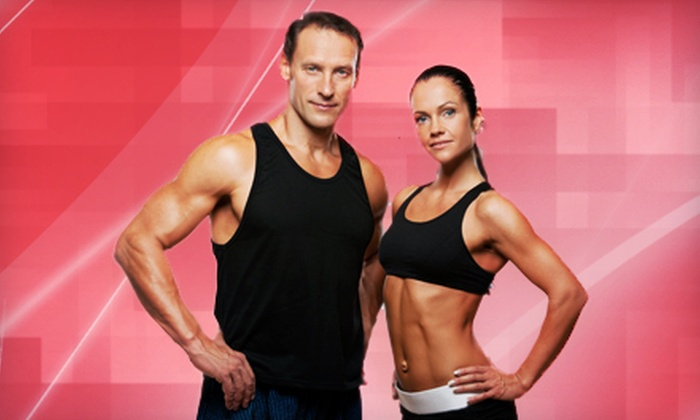 Fitness World West - Multiple Locations: One- or Two-Month Gym Membership with Unlimited Fitness Classes at Fitness World West (Up to 88% Off)