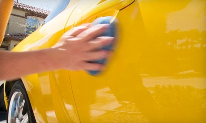Nexus Auto Detail - Duluth: $29 for Hand Car Wash and Orbital Wax at Nexus Auto Detail in Duluth (Up to $59.90 Value)