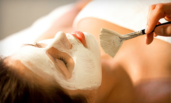Utopia Skincare - Roswell/Northeast Cobb: One-Hour Facial or Skincare Package with Facial, Mask, and Chocolate at Utopia Skincare (Up to 56% Off)