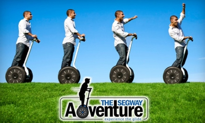 The Segway Adventure - Clearwater: $30 for a Two-Hour Guided Tour from The Segway Adventure ($60 Value)