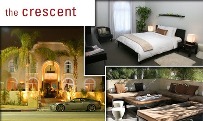Crescent Hotel Beverly Hills 125 For A Queen Superior Room At The