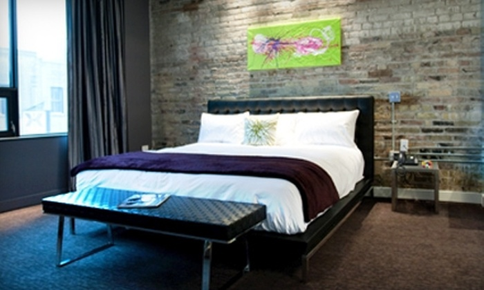 Hotel Metro - Central London: $120 for a One-Night-Stay Package at Hotel Metro ($255.60 Value)