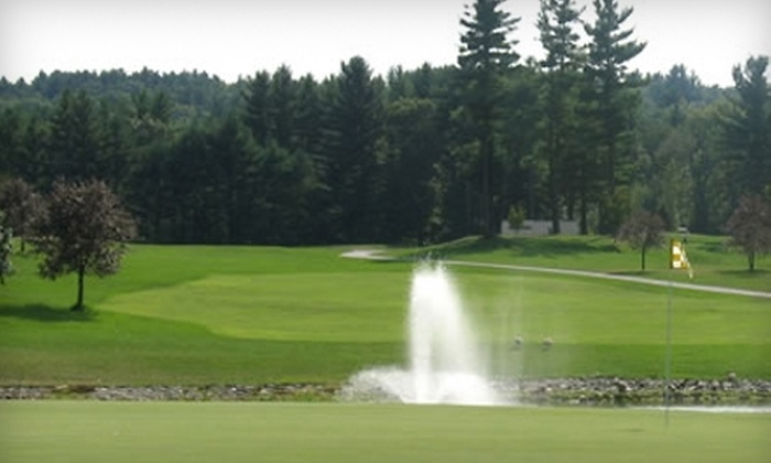 Townsend Ridge Country Club - Townsend: $32 for Golf and Cart Rental at Townsend Ridge Country Club (Up to $64 Value)