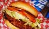 Patty Shack Burgers - Grand Prairie: $7 for $15 Worth of Gourmet Burgers and More at Patty Shack Burgers in Grand Prairie