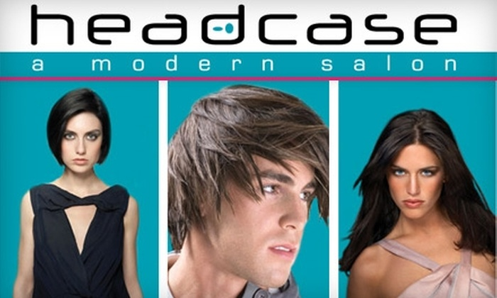 HeadCase A Modern Salon - Greenville: $45 for $90 Worth of Services at HeadCase A Modern Salon