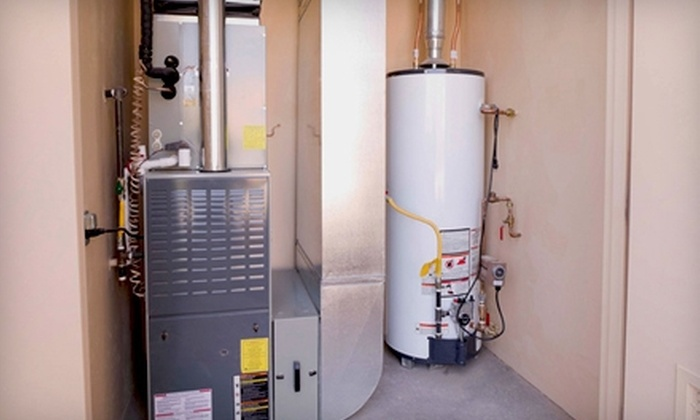 Desert Suns Heating & Cooling - Interstate Business Park: Basic or Advanced Heating and Cooling Unit Inspection from Desert Suns Heating & Cooling (Up to 56% Off)