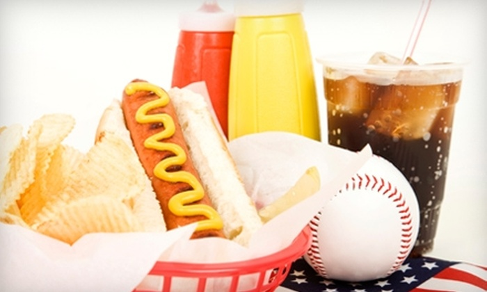 Wiener Take All - Buffalo Grove: Hot Dogs and Drinks or Catering Services at Wiener Take All in Buffalo Grove