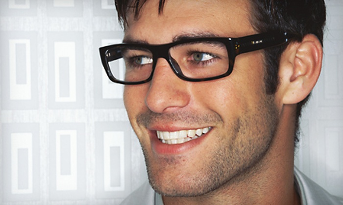 Stanton Optical - Martinez: $50 for $200 Worth of Frames, Lenses, and Sunglasses at Stanton Optical