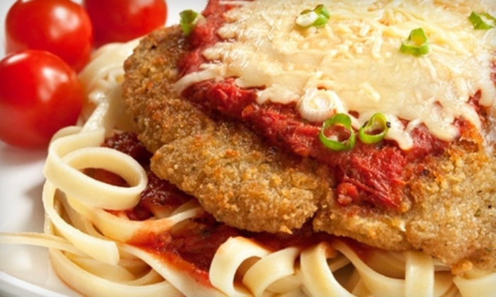 Abruzzo Restaurant - Wilbraham: $15 for $30 Worth of Italian Fare at Abruzzo Restaurant
