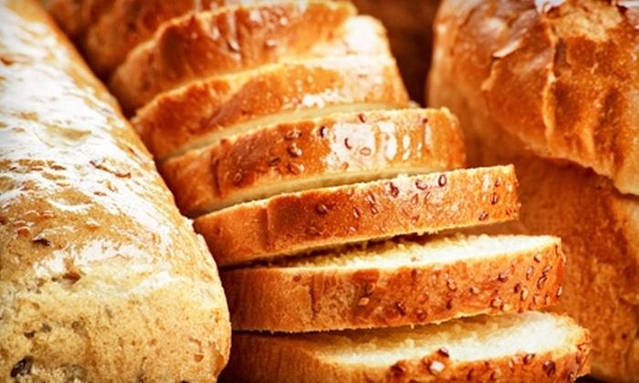 The Grain Bin Bread Company - Lincoln: $5 for $10 Worth of Bread and Baked Goods at The Grain Bin Bread Company