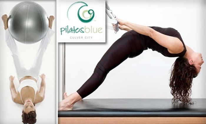 Pilatesblue - Westchester: $38 for One Private Pilates Session at Pilatesblue