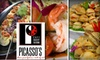 Picasso Cafe - Irwindale: $10 for $25 Worth of Café Eats and Beverages at Picasso's Café