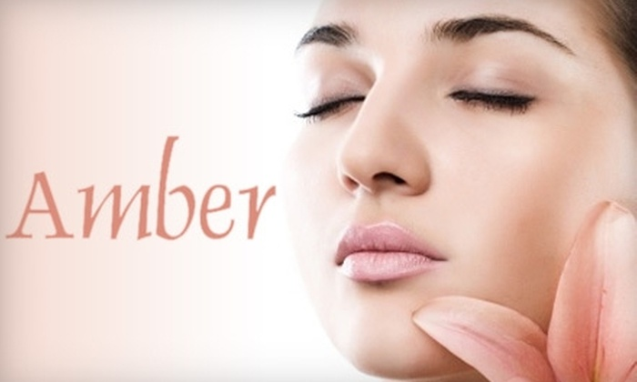 Amber Spa - Bucktown: $40 for a One-Hour European Facial at Amber Spa ($80 Value)