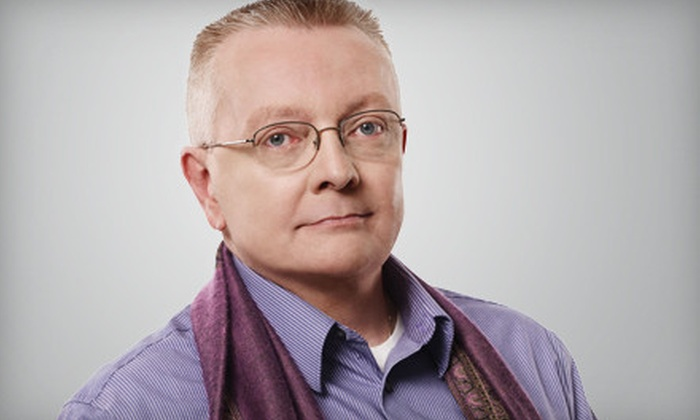Coffey Talk with Chip Coffey - First Ward: $29 to See Coffey Talk with Chip Coffey at McGlohon Theater at Spirit Square on May 22 at 7:30 p.m. (Up to $67.50 Value)