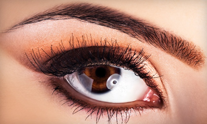 Batool Salon - Joliet: Three-Punch Eyebrow-Threading Card or Eyelash Extensions at Batool Salon in Joliet