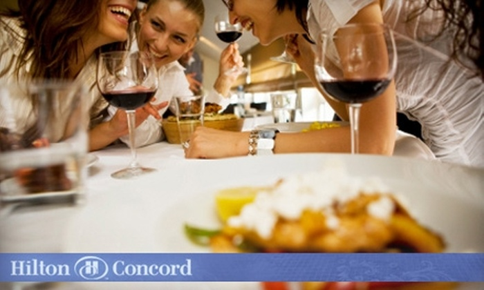 Grissini Trattoria - Concord: $25 for $50 Worth of Italian Dinner at Grissini Trattoria in Concord (or $15 for $30 Worth of Breakfast and Lunch)