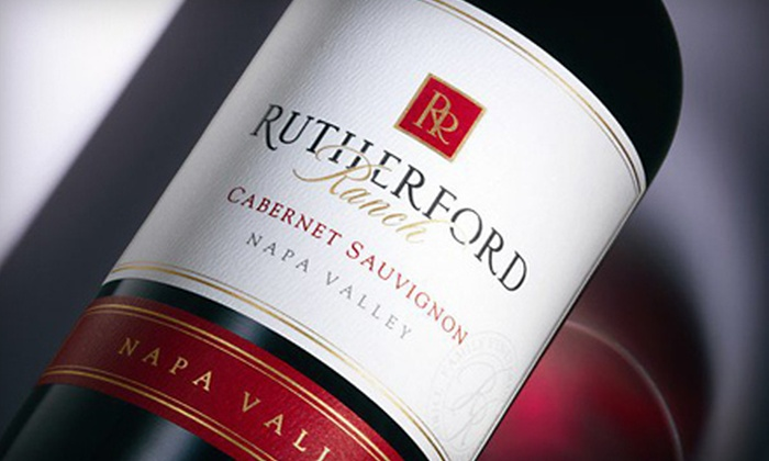 Rutherford Ranch Winery - San Francisco: $20 for a Wine and Chocolate Pairing for Two at Rutherford Ranch Winery in St. Helena ($50 Value)