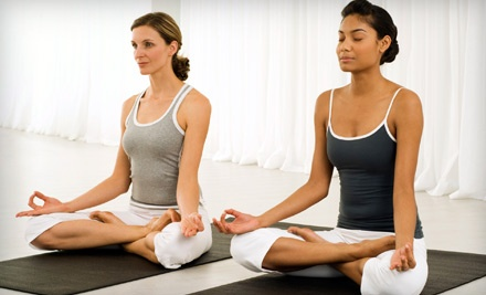 Dahn Yoga: 5 Yoga Classes (a $100 value) - Dahn Yoga and Body & Brain Holistic Yoga in Houston