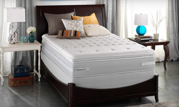 Mattress Discounters - Multiple Locations: Mattress Sets at Mattress Discounters. Two Options Available.