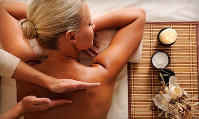 East Beauty Day Spa - Chinatown: 60-Minute Massage with Optional 30-Minute Sauna Session at East Beauty Day Spa (Up to 70% Off)