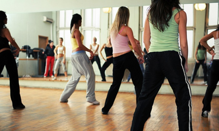 Gold's Gym - Multiple Locations: $29 for 10 Group Zumba or Other Fitness Classes at Gold's Gym ($100 Value)